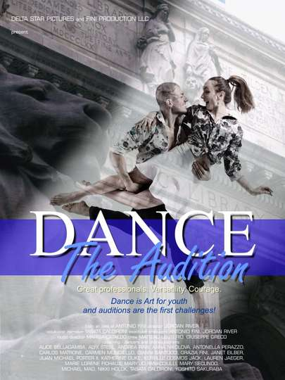 Dance, The Audition poster