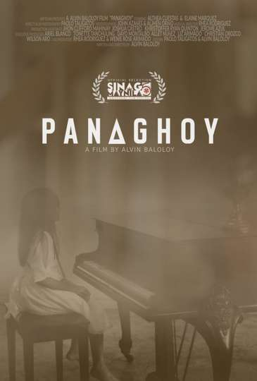 Panaghoy poster
