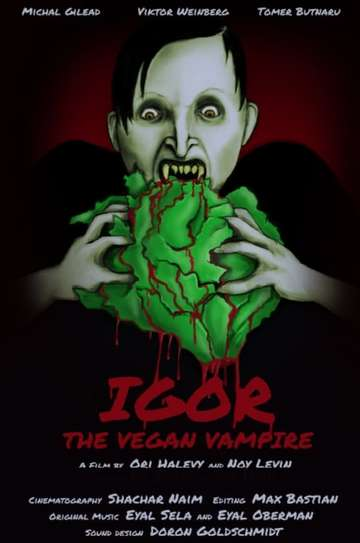 Igor the Vegan Vampire poster