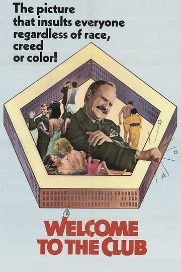 Welcome to the Club Poster