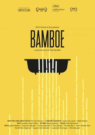 Bamboe poster