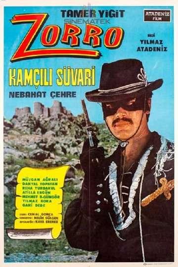 Zorro Kamçılı Süvari poster