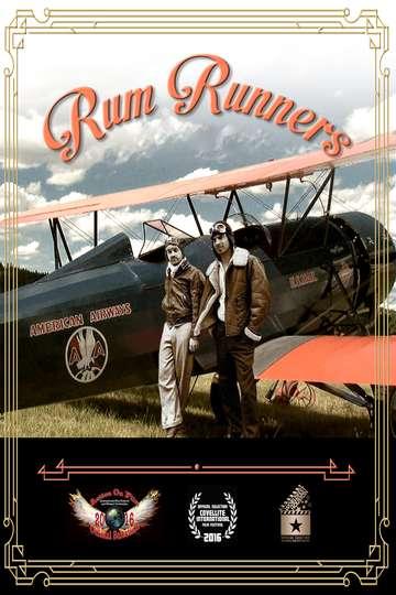 Rum Runners poster