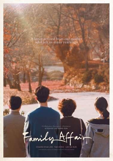 Family Affair poster