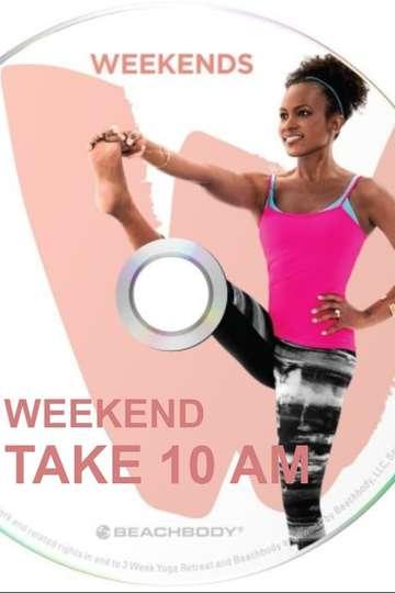 3 Weeks Yoga Retreat - Weekend - Take 10 AM