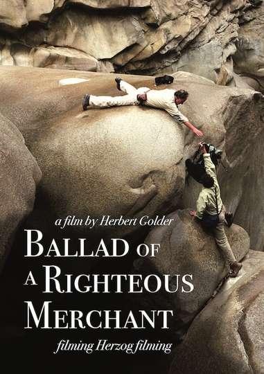 Ballad of a Righteous Merchant poster