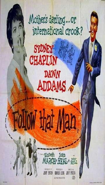 Follow That Man poster