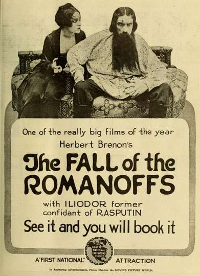 The Fall of the Romanoffs poster