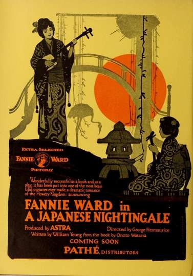 A Japanese Nightingale poster