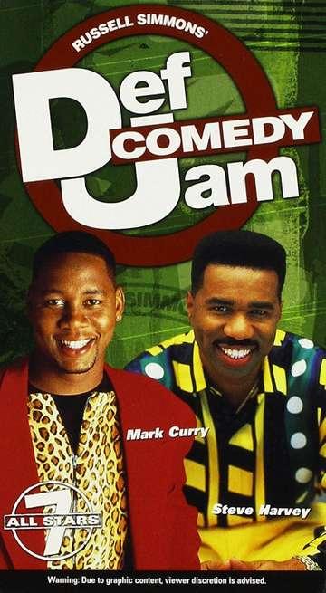 Def Comedy Jam, Vol. 7