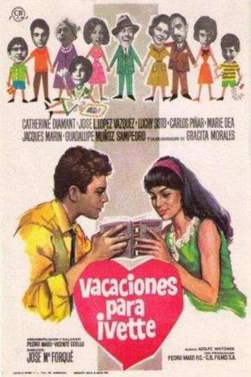 Vacaciones para Ivette poster
