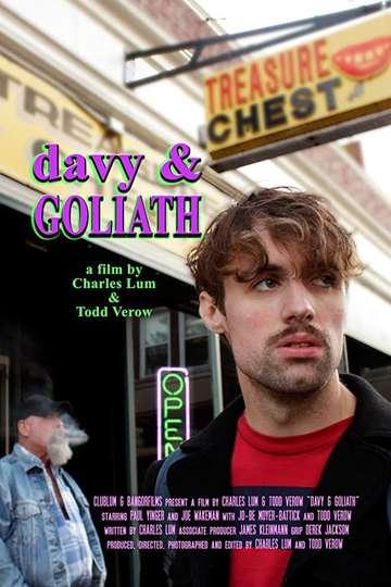 Davy & Goliath poster