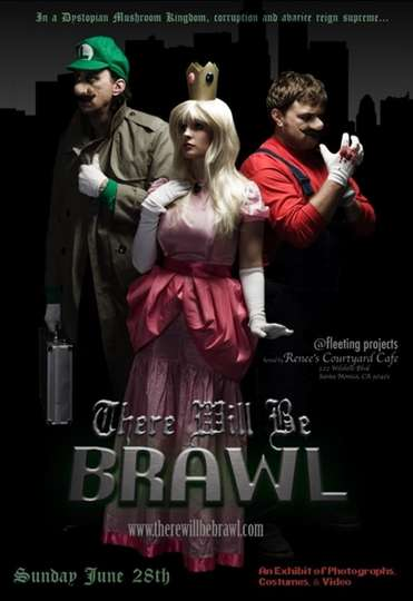 There Will Be Brawl poster