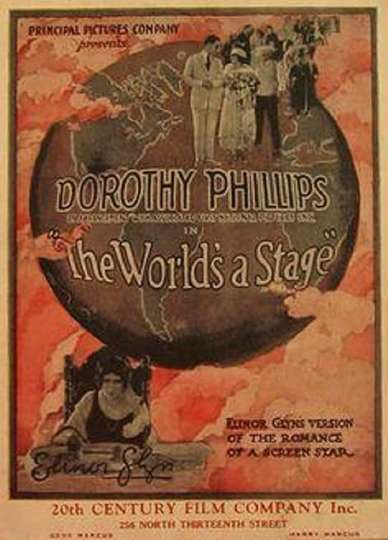 The World's a Stage poster