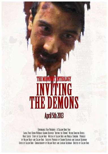 Inviting the Demons poster