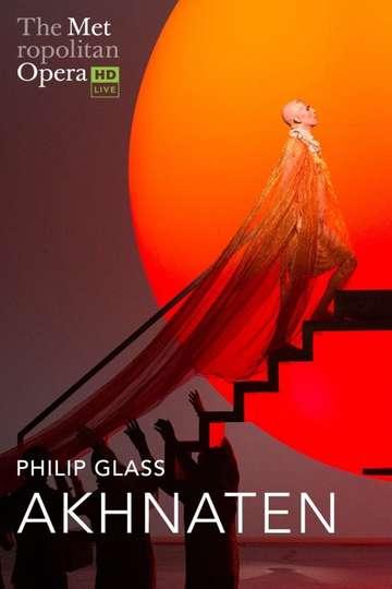 Philip Glass: Akhnaten poster