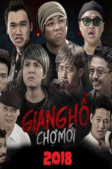 Giang Hồ Chợ Mới poster
