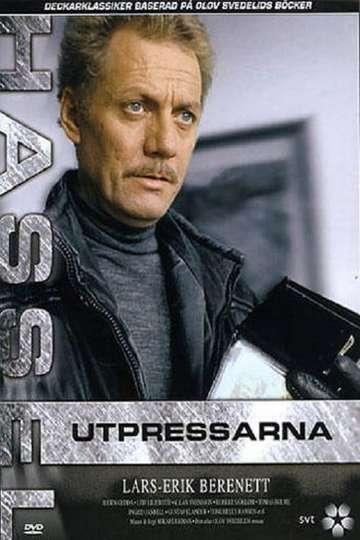 Hassel 10 - Utpressarna poster