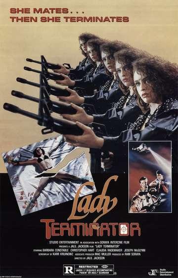 Lady Terminator poster