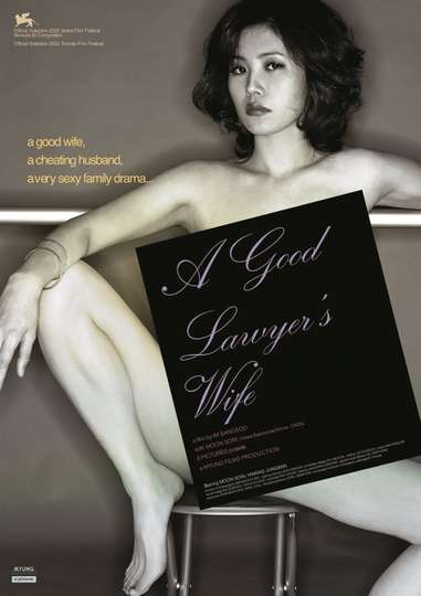 A Good Lawyer's Wife poster