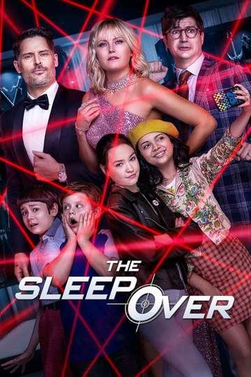 The Sleepover poster