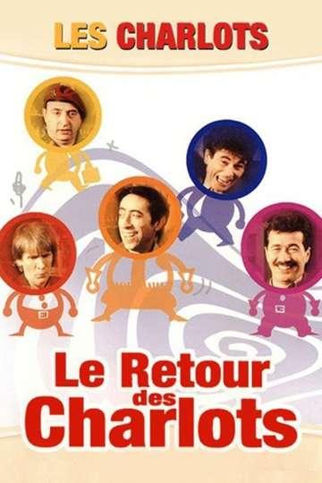 The Charlots Return poster