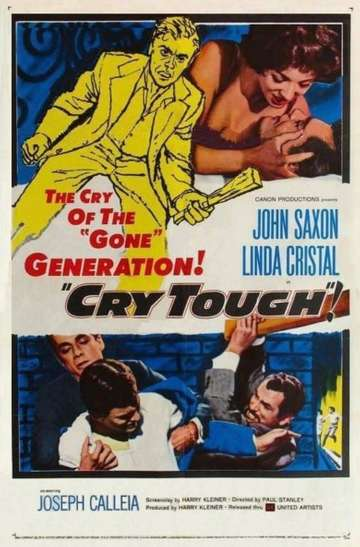 Cry Tough poster