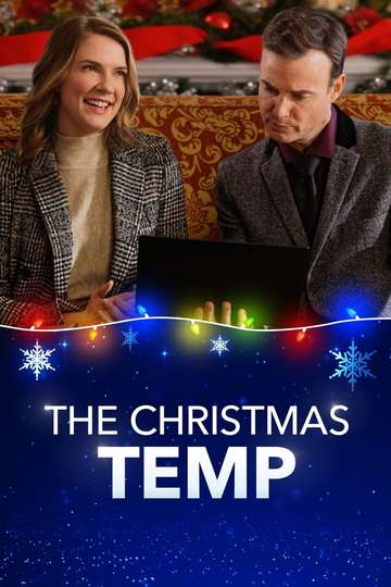 The Christmas Temp poster