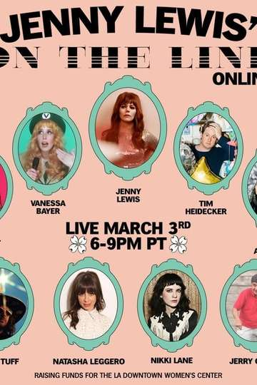 Jenny Lewis' On The Line Online