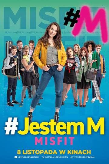 #Jestem M. Misfit poster