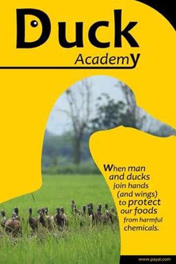Duck Academy poster