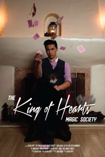 The King of Hearts Magic Society poster