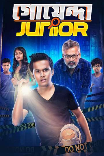 Goyenda Junior poster
