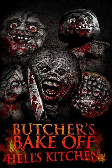 Butcher's Bake Off: Hell's Kitchen poster