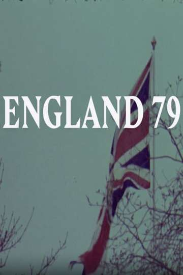 England 79 poster