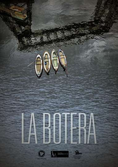 Boat Rower Girl poster