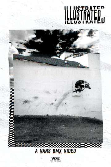 Illustrated: A Vans BMX Video poster