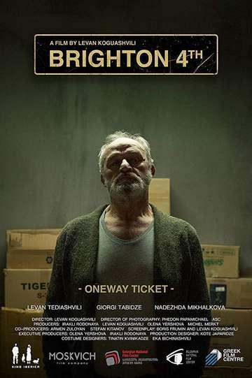 Brighton 4th poster