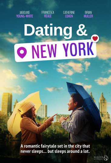 Dating and New York poster