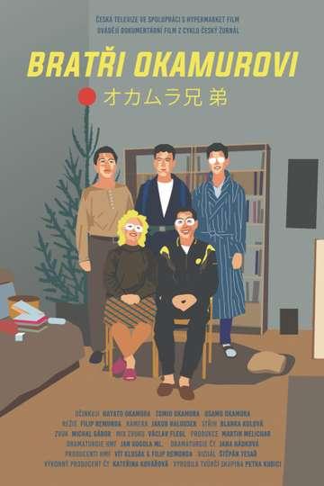Bratři Okamurovi poster