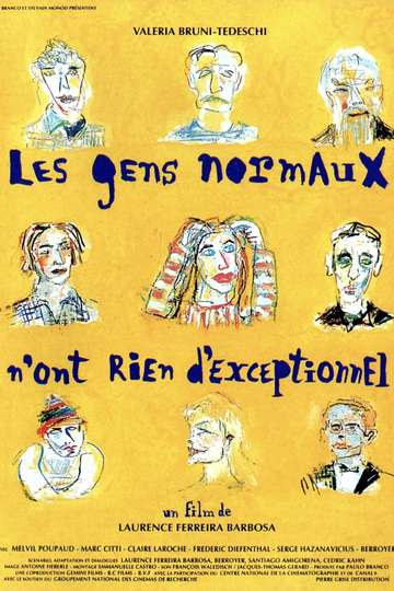 Normal People Are Nothing Exceptional poster