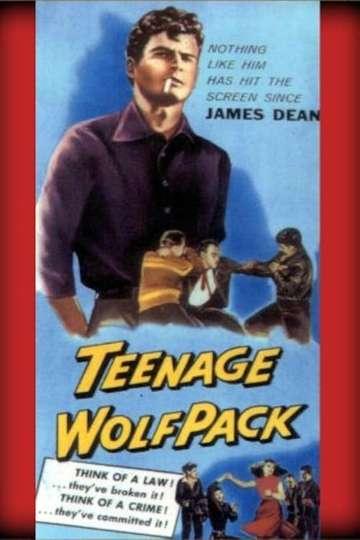 Teenage Wolfpack poster
