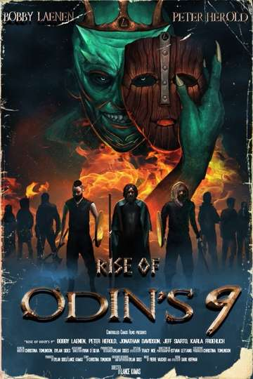Rise of Odin's 9 poster