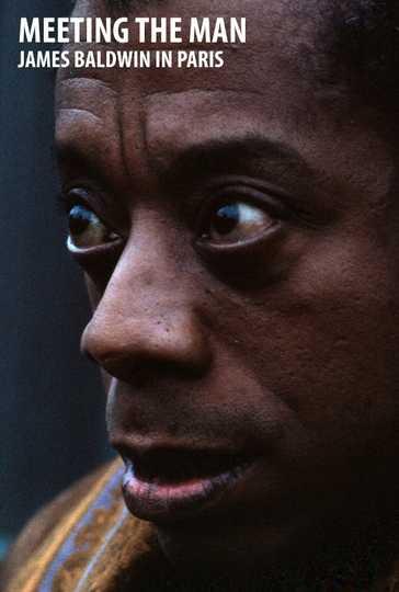Meeting the Man: James Baldwin in Paris Poster