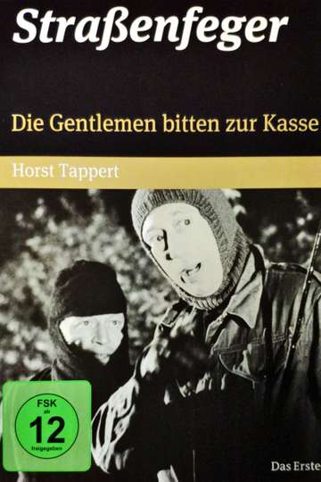 Die Gentlemen bitten zur Kasse poster