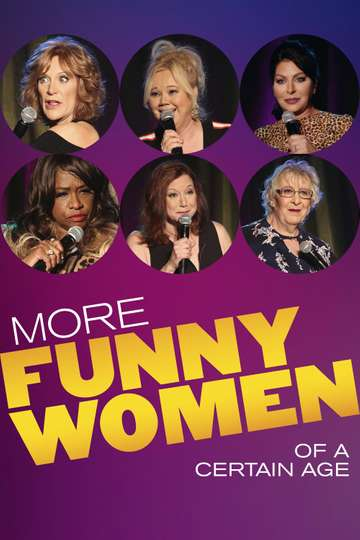 More Funny Women of a Certain Age