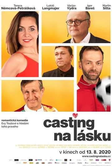 Casting na lásku poster