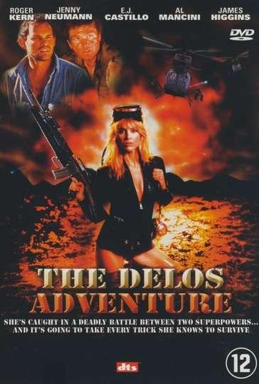 The Delos Adventure poster