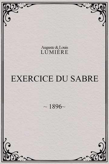 Exercice du sabre