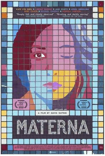 Materna poster